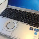 Let's Note(CF-N10)のキーボードを交換したらMacbookみたいにカッコよくなった