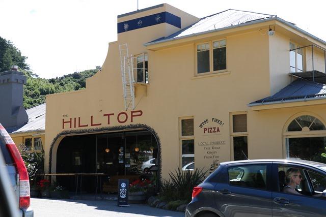 クライストチャーチからの日帰り旅行なら「HILLTOP」でピザを食べてアカロアに行くのがおすすめ
