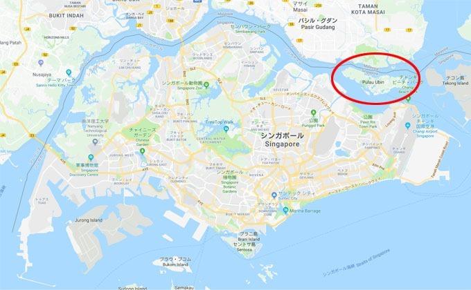 シンガポール最後の秘境ウビン島...